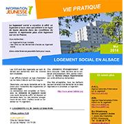 Le logement social en Alsace